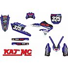 Kajs MC Racing Team Stafferinger til Cycra Plastik