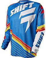 Shift Cross trøje STRIKE STRIPES