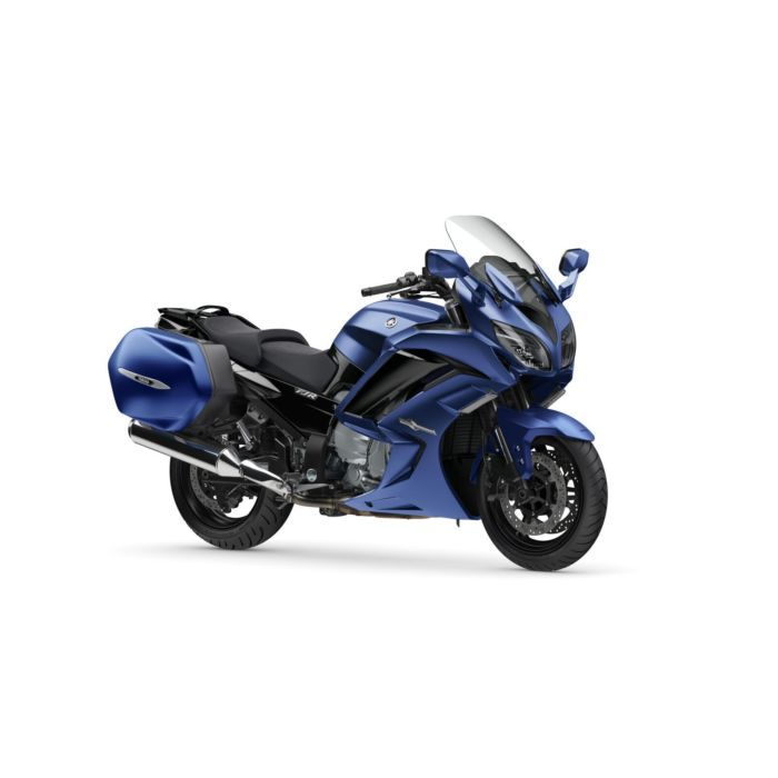 Yamaha FJR 1300 AS - 1