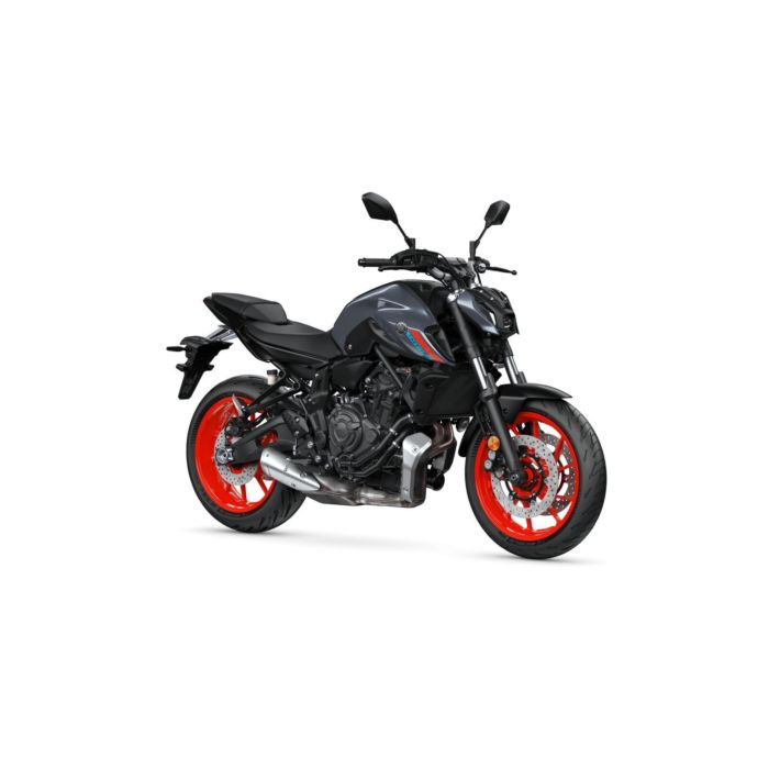Yamaha MT-07 - 1