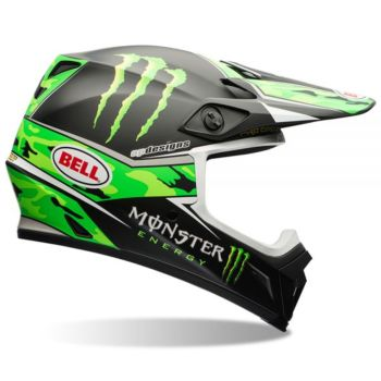 Bell Monster Energy Cross hjelm