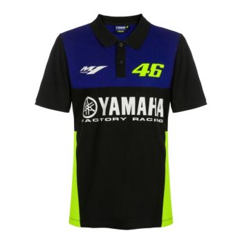Yamaha Rossi Male Polo Shirt