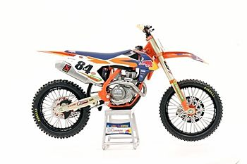 KTM model legetøjscrosser Jeffrey Herlings