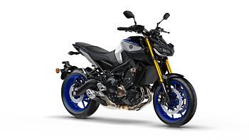Yamaha MT-09 SP - 1
