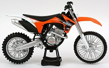 KTM legetøjs Crosser str 1:12
