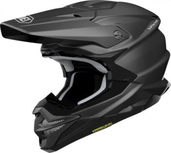 Shoei  VFX-WR  Mat sort MC Hjelm