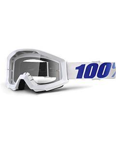 100% Strata Equinox - Clear Lens Cross briller