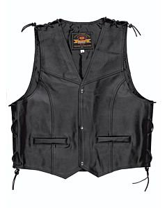 Held Patch MC Vest sort