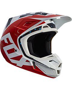 FOX V2 NIRVE Cross hjelm