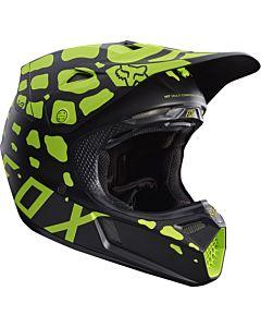 FOX V3 GRAV Cross hjelm