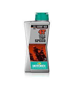 Motorex Top Speed 4T 10W/40 1L