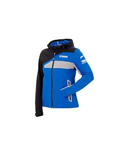 Yamaha Paddock Blue Race Softshell-jakke til kvinder