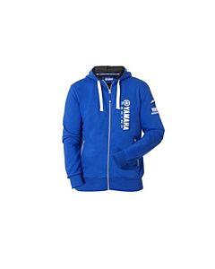 Yamaha Paddock Blue hættetrøje til mænd