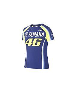 VR46 – Yamaha T-shirt til kvinder