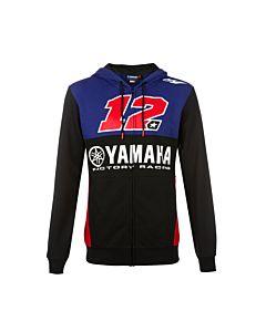 Yamaha Viñales Zipped Hoody til mænd