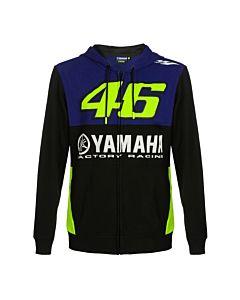 Yamaha Rossi Zipped Hoody til mænd