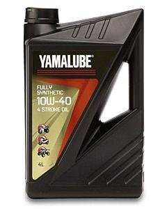 Yamalube fuldsyntetisk 10W40 4 takts olie 4L