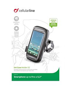 """Cellularline UNIcase holder 5,2"""""""