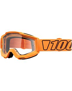 100% Accuri Cross Briller Luminari/ Orange