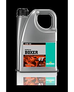 Motorex Boxer 4T 15W50 Synthetic 4L