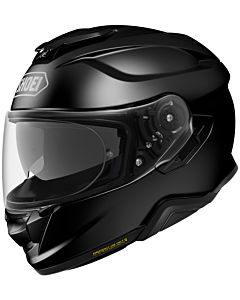 SHOEI GT-Air 2 blank sort MC Hjelm