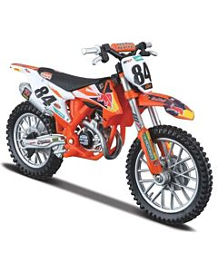 Jeffrey Herlings Legetøjs Model Crosser 1:18