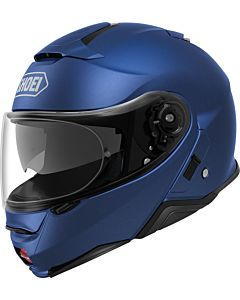 SHOEI Neotec 2 mat blå MC hjelm