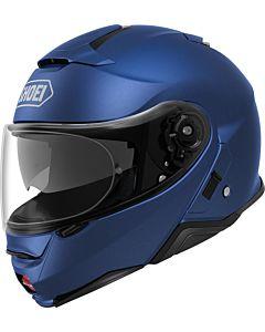 SHOEI Neotec 2 mat blå MC hjelm