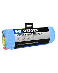 Oxford Mikrofiber klude 6-pack