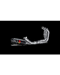 Akrapovic MT-09 Carbon Racing Line udstødning