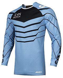 Seven Annex Exo cross trøje blå