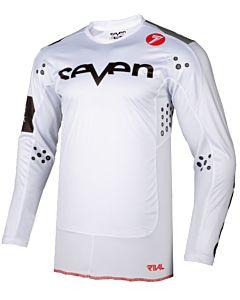Seven Rival Trooper cross trøje hvid
