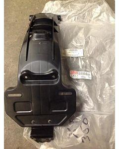 Bagskærm XT 350(0)