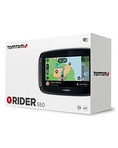 TomTom Rider 550 Motorcykel GPS navigation