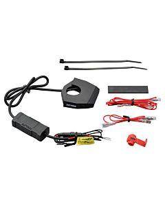 Daytona slim type dobbelt USB-strømudtag