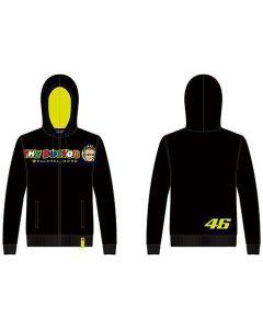 Valentino Rossi VR46 Hættetrøje str. XL