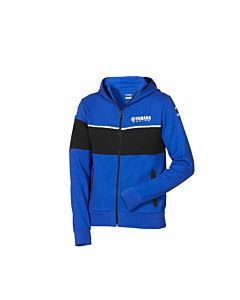 YAMAHA Paddock Blue 2020 Herre Hættetrøje med lynlås